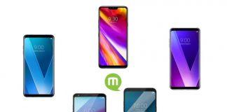 Quel smartphone LG choisir en ce moment ?