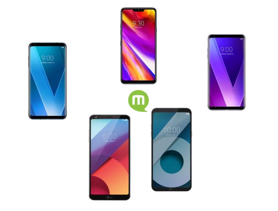 Smartphone LG : comparatif des meilleurs modèles du moment