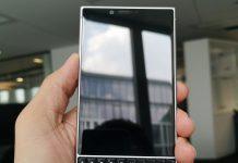 Le BlackBerry KEY2 est plus facile à manier