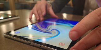 La Samsung Galaxy Tab S4