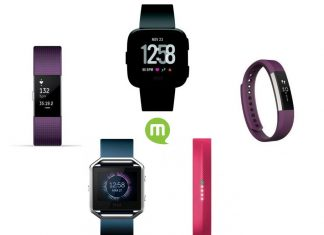 Top 5 montres connectees FitBit
