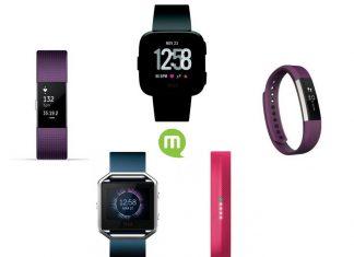 Top 5 montres connectees FitBit