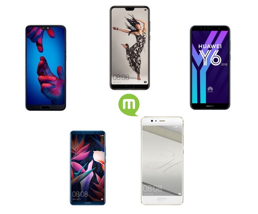 Quel smartphone Huawei acheter en ce moment ?