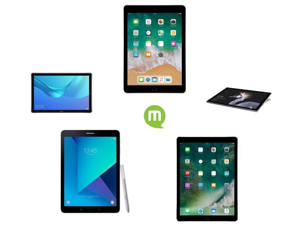 Tablette haut de gamme : top 5 des meilleurs modèles du moment