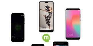 Top 5 téléphones