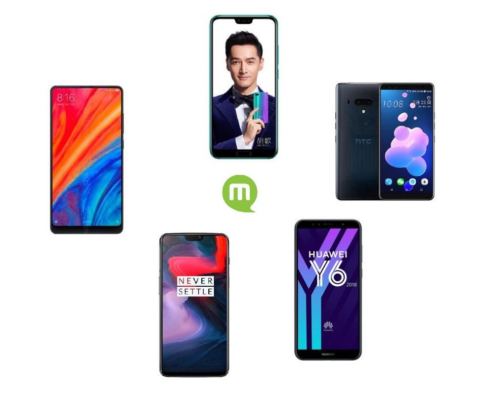 Notre sélection des meilleurs mobiles double SIM