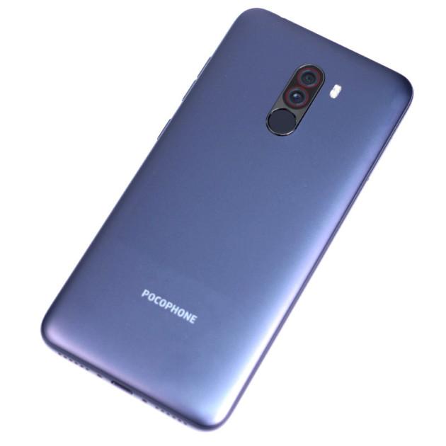 Xiaomi Pocophone F1 1 - Xiaomi Pocophone F1 : 6 pouces, Snapdragon 845, 6 Go de RAM pour moins de 450 euros !