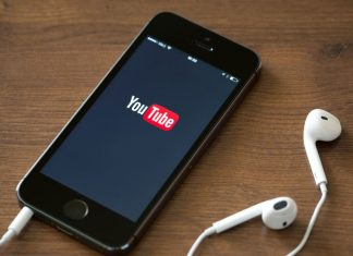 YouTube sur mobile
