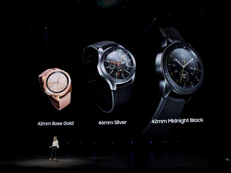 galaxy watch samsung nous d voile sa nouvelle montre connect e meilleur mobile. Black Bedroom Furniture Sets. Home Design Ideas