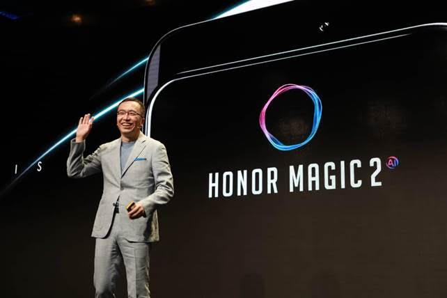 En 2019, Honor lancera son premier smartphone 5G