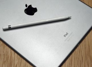 iPad et Apple Pencil