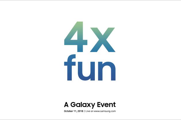 Événement de Samsung