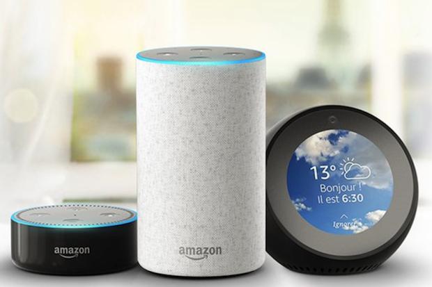 Amazon Echo: trois nouveaux produits annoncés