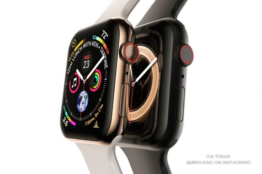 Apple Watch Series 4: le cadeau idéal pour Noël2018