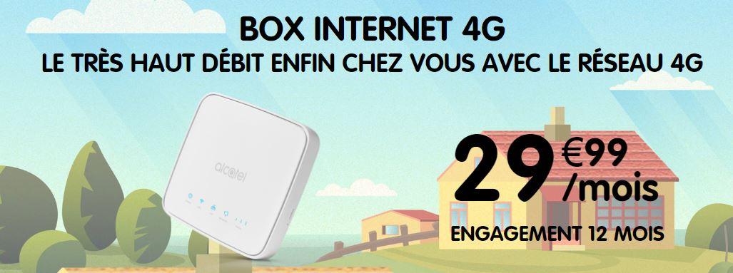 NRJ Mobile propose une box 4G illimitée avec Android TV en option