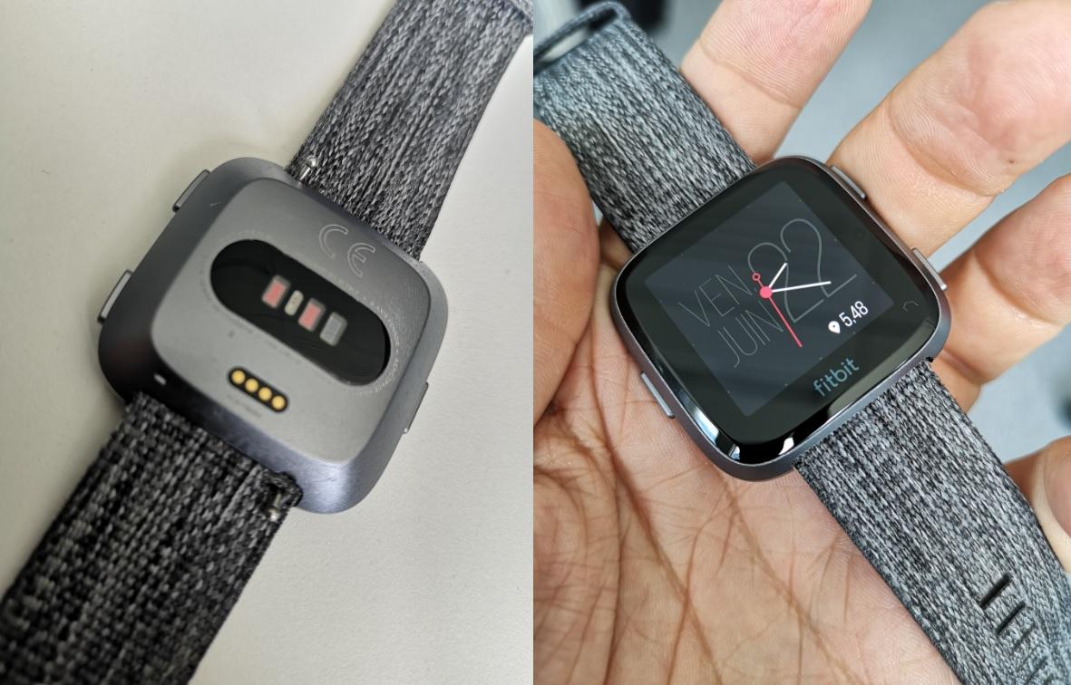 [ TEST ] FitBit Versa : une montre connectée qui a beaucoup de charme