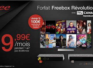 Freebox Revolution Vente Privee