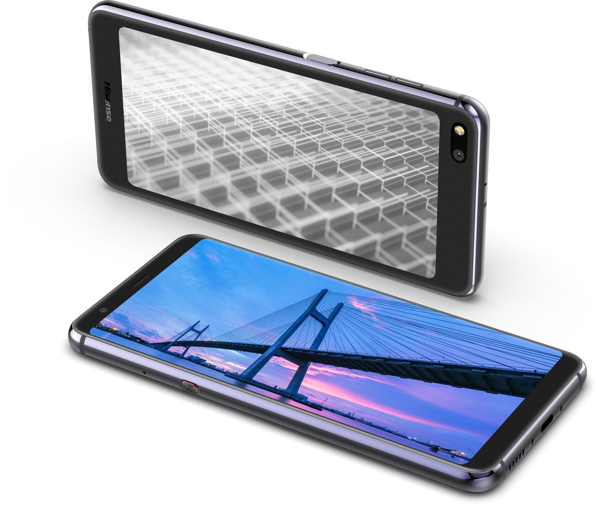 [ IFA 2018 ] Hisense A6 : un nouveau smartphone doté d'un écran e-ink