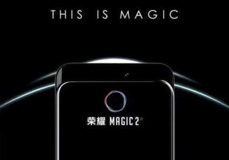 Le Honor Magic 2 débarque le 26 octobre avec son tiroir coulissant !