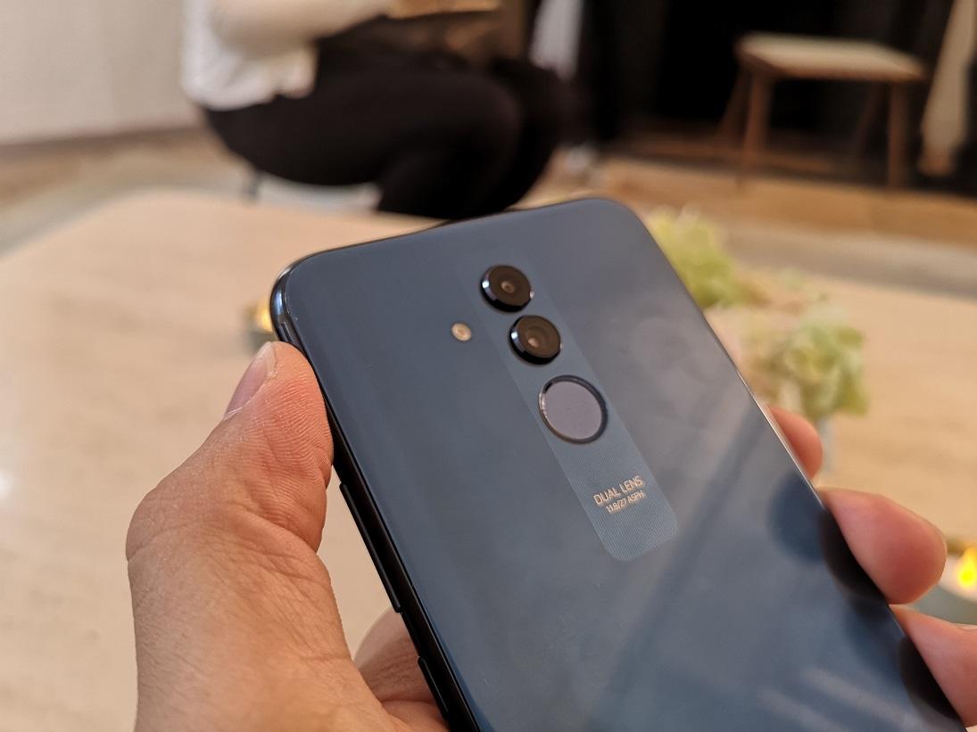 Huawei Mate 20 Lite test 2 - [ Prise en main IFA 2018 ] Huawei Mate 20 Lite : déjà une référence ?