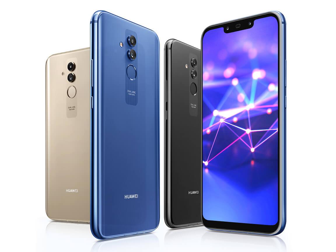 Huawei Mate 20 : le lancement sera pour le 16 octobre à Londres