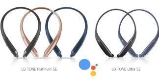 LG Tone Platinum SE et Tone Ultra SE