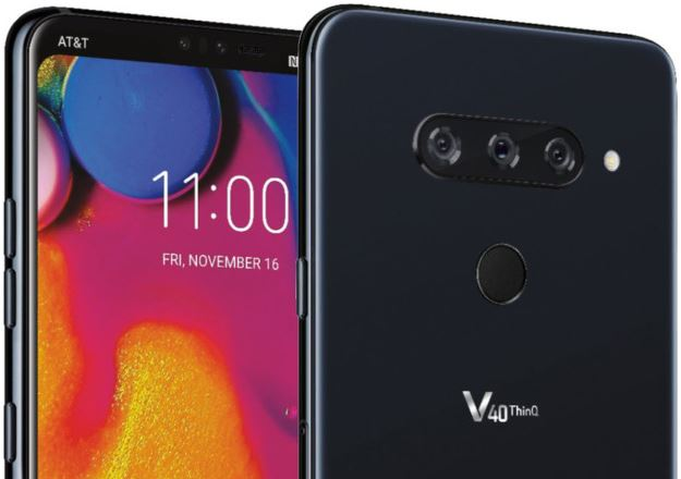 LG V40 ThinQ : à vous l'Europe !