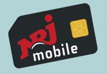 Un forfait 100 Go de NRJ Mobile à 19.99 euros