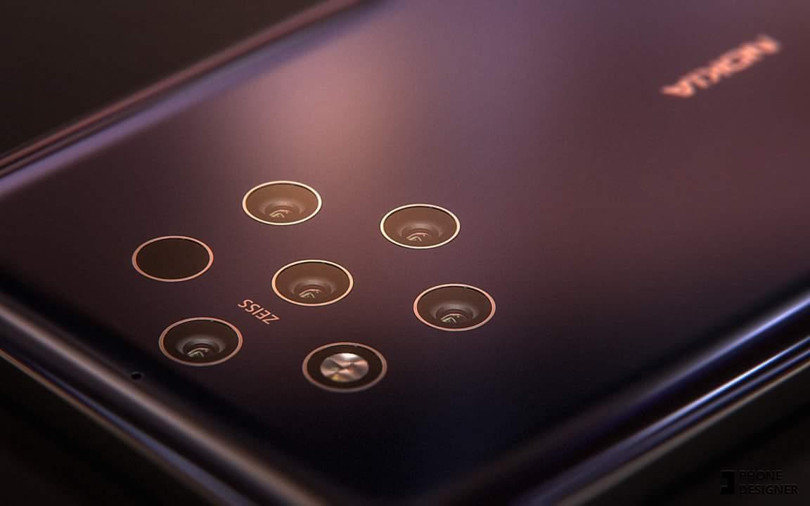 Nokia 9 : la production avance et laisse entrevoir cinq capteurs arrières