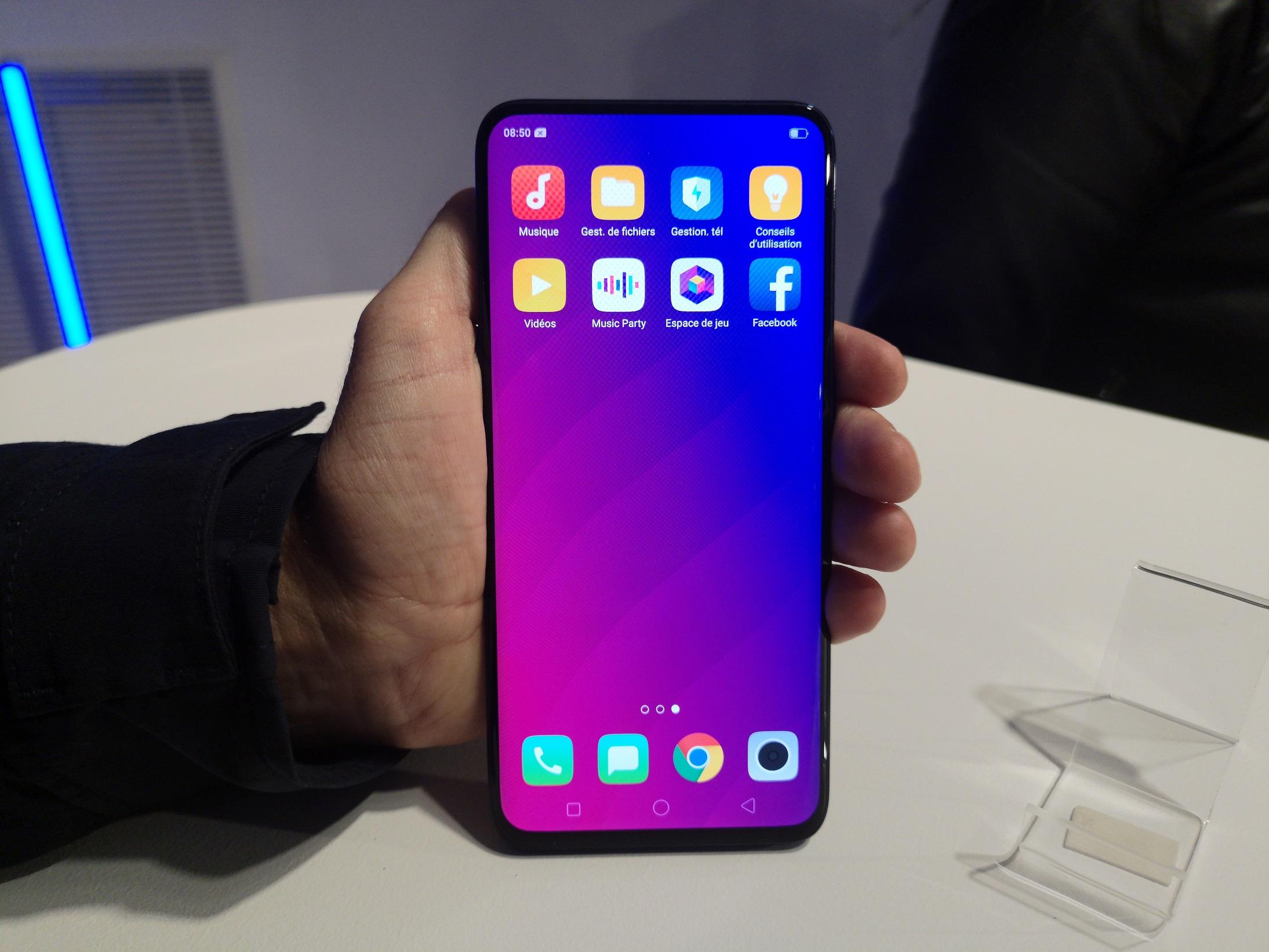 Oppo : la firme triche sur les performances techniques de ses téléphones