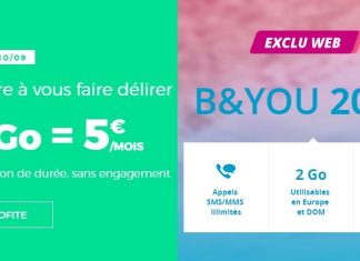 Promo RED et B-And-You
