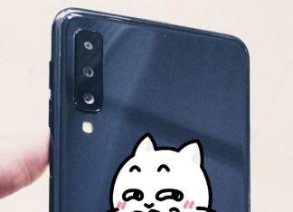 Serait-ce le Samsung Galaxy A9 Star Pro ?