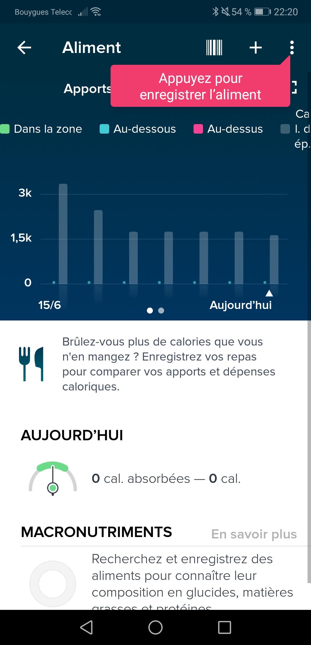 Screenshot 20180621 222051 - [ TEST ] FitBit Versa : une montre connectée qui a beaucoup de charme