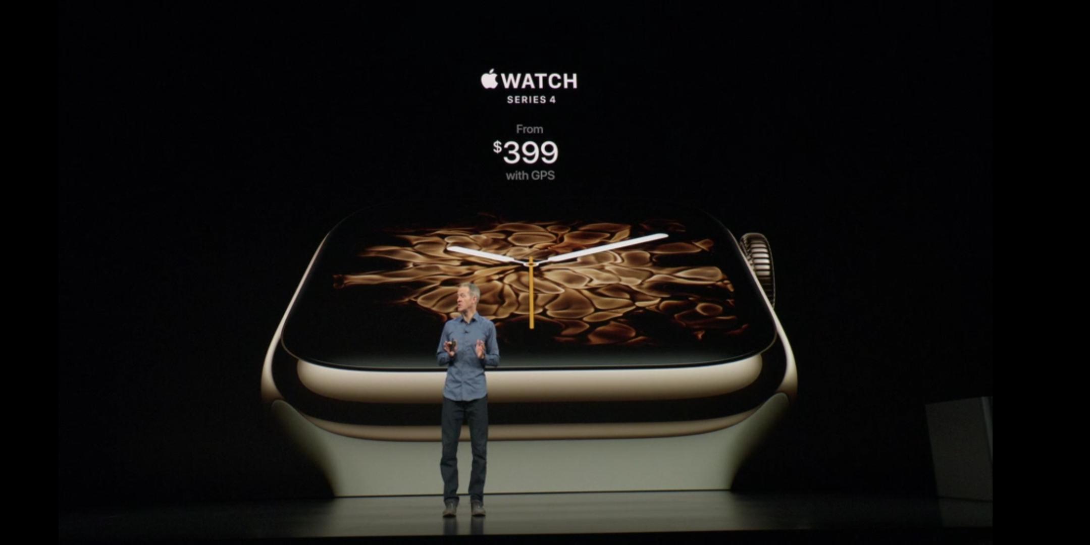 Le jeu des sept erreurs entre l'Apple Watch4 et Series3