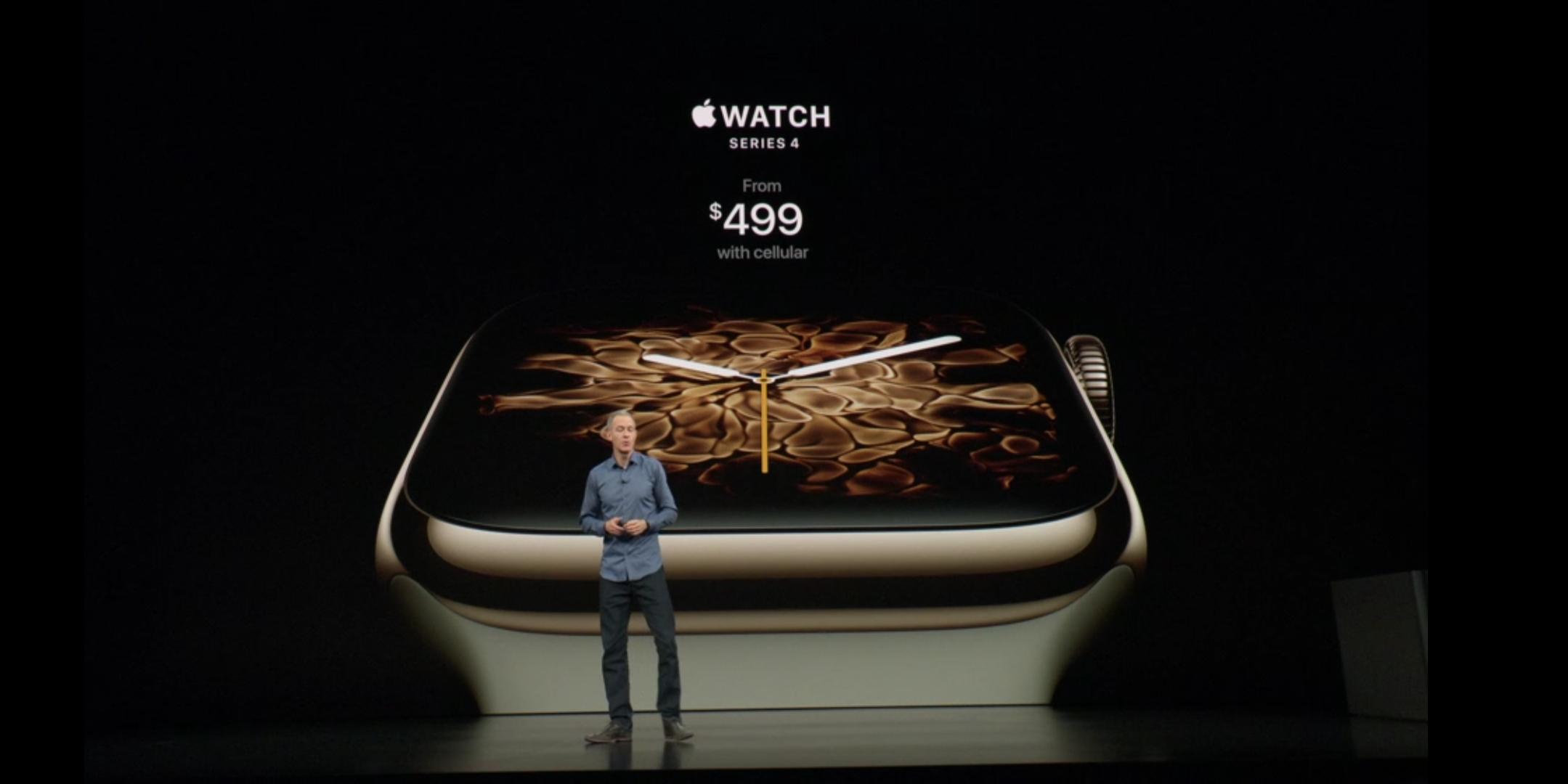 Screenshot 20180912 193350 - Keynote 2018 : la Pomme a présenté une Apple Watch et trois iPhone