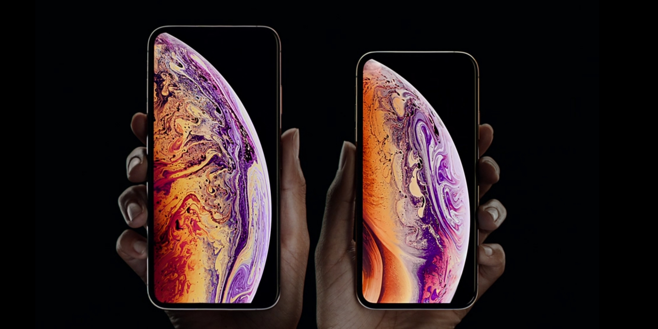 iPhone Xs Max et Xs