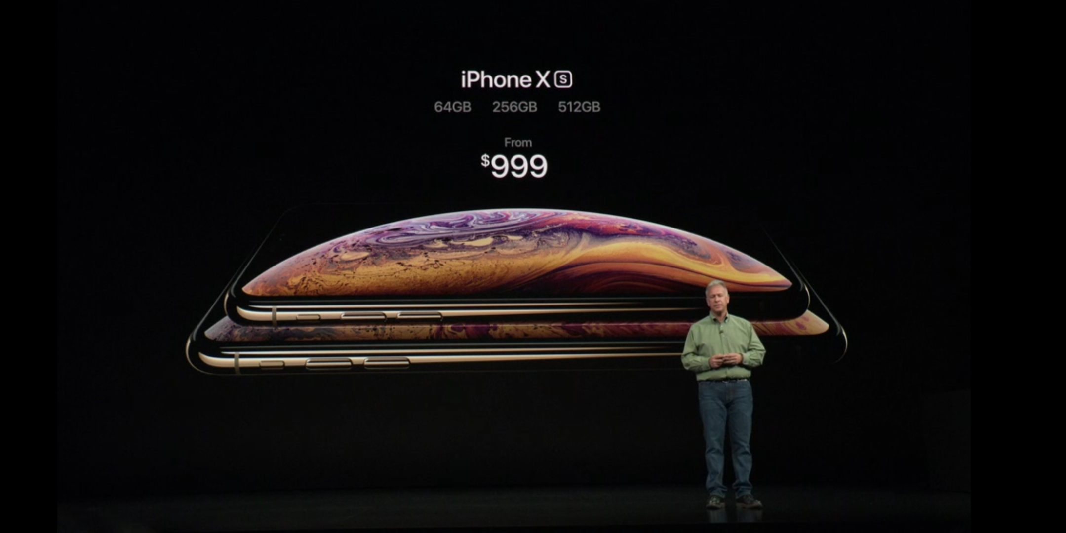 Screenshot 20180912 203958 - Keynote 2018 : la Pomme a présenté une Apple Watch et trois iPhone