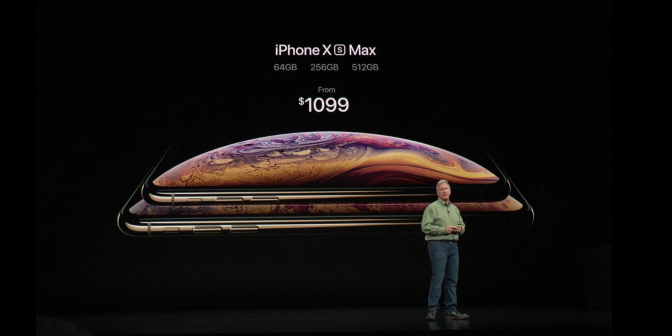 Screenshot 20180912 204008 - Keynote 2018 : la Pomme a présenté une Apple Watch et trois iPhone