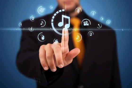 En France, le streaming payant devient plus rentable que les ventes de disques