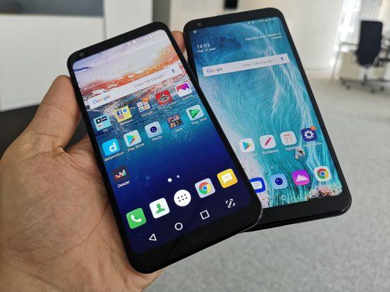 Test LG Q7 6 560x420 - [ TEST ] LG Q7 : il déçoit plus que le LG Q6