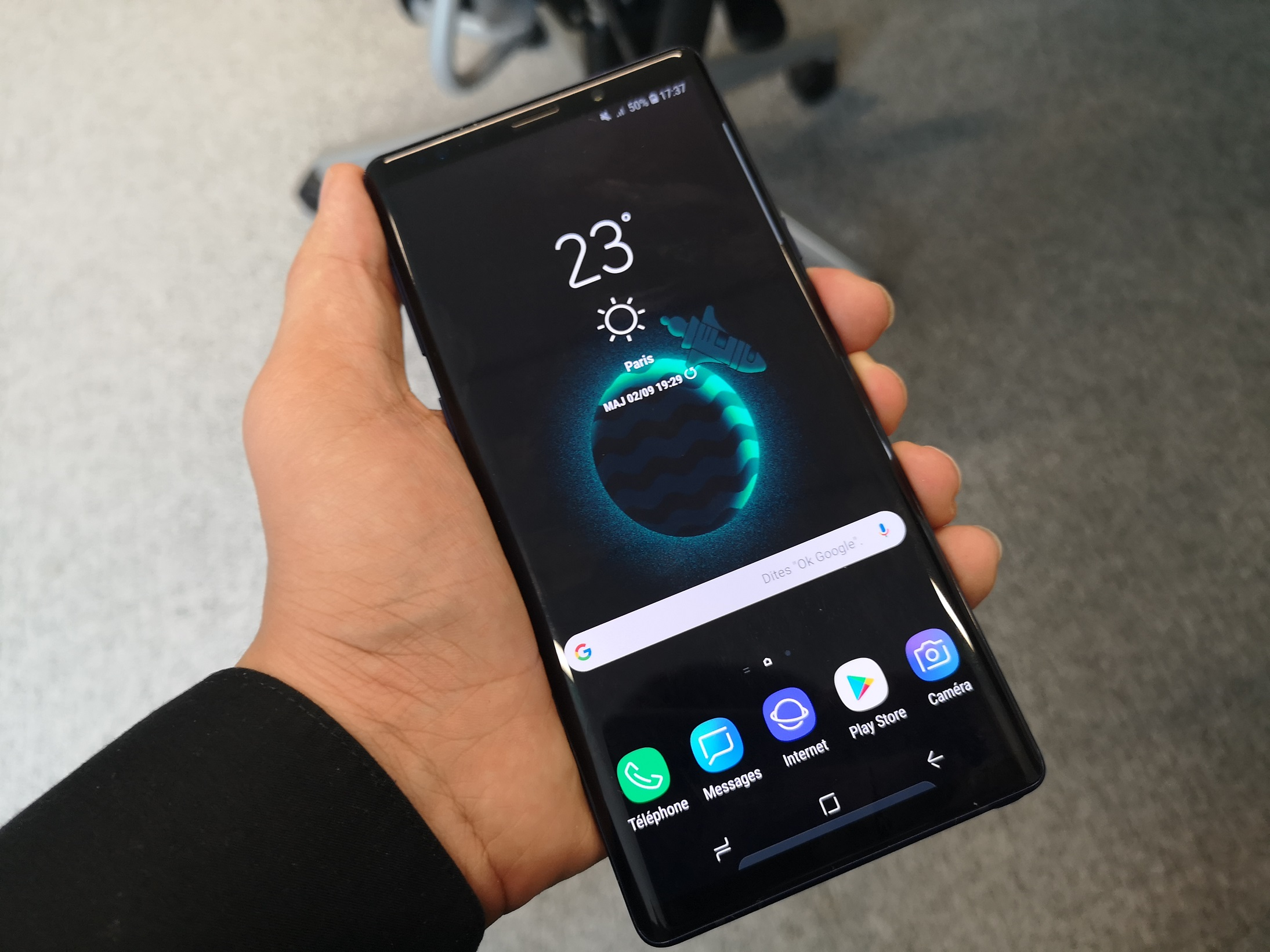 French Days : Samsung Galaxy Note 9 à 689 euros sur eBay