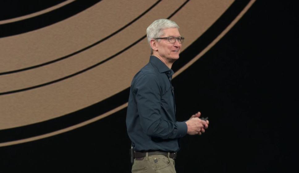 Keynote 2018 : la Pomme a présenté une Apple Watch et trois iPhone