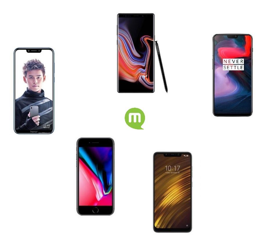 Top 5 des meilleurs smartphones à acheter pendant les French Days
