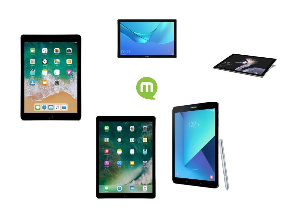 Top 5 des meilleures tablettes pour jouer