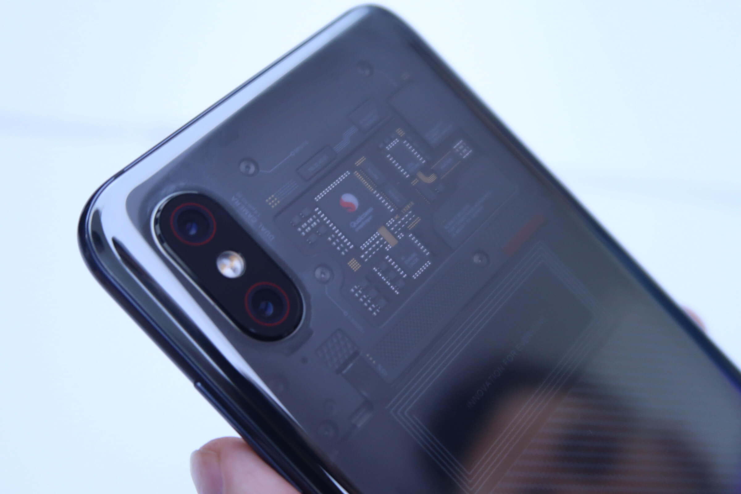 Le Xiaomi Mi 8 Explorer pourrait sortir en version internationale