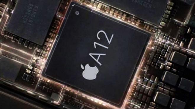Apple : la puce A12 ultra puissante !