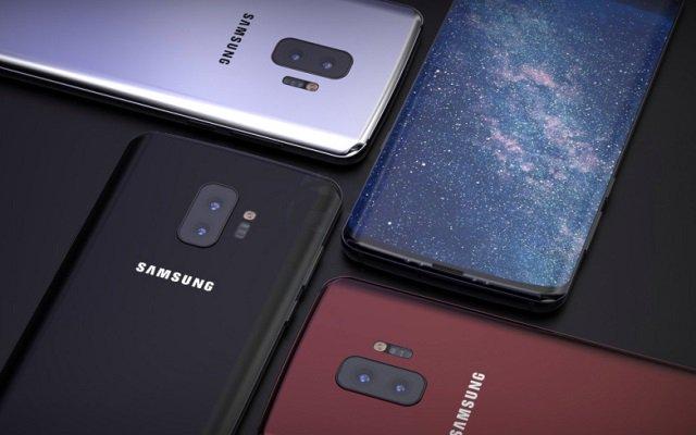 Le Galaxy S10 pourrait être doté d'une puce destinée à l'IA