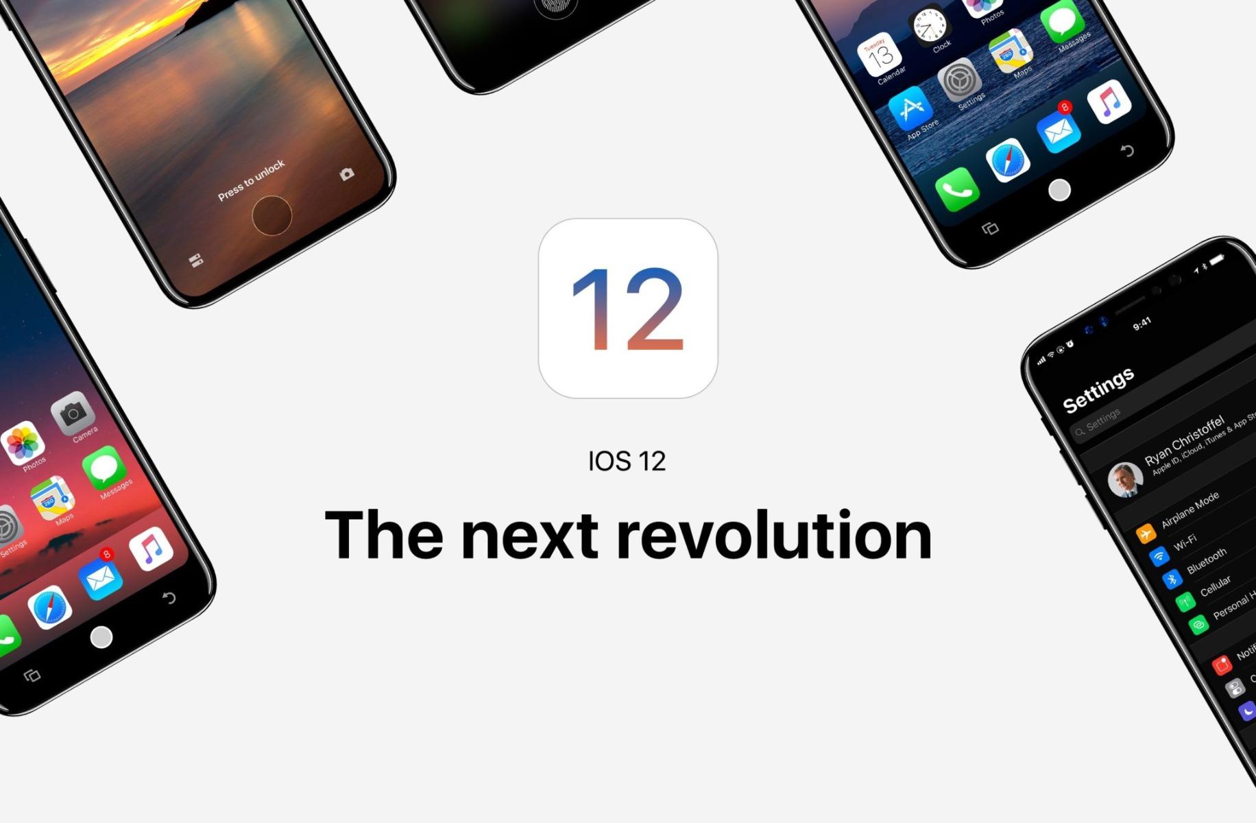 iOS 12 : sa version finale est disponible au téléchargement