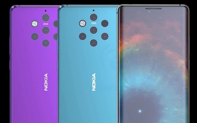 Nokia 9 : la sortie du smartphone à 5 capteurs est repoussée pour 2019