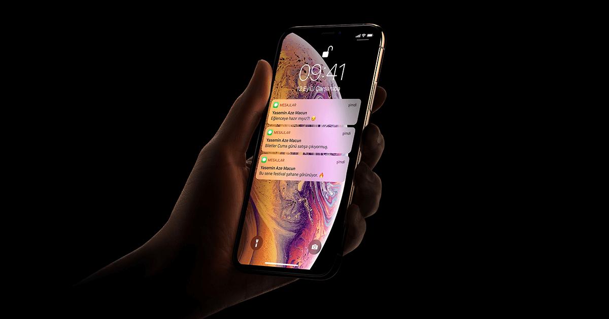 Apple : le RCS pourrait succéder au SMS sur l'iPhone